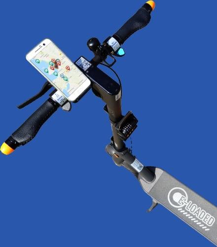 E-LOADED E-Roller